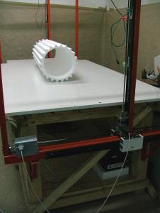 Станок для изготовления пенопласта своими руками6